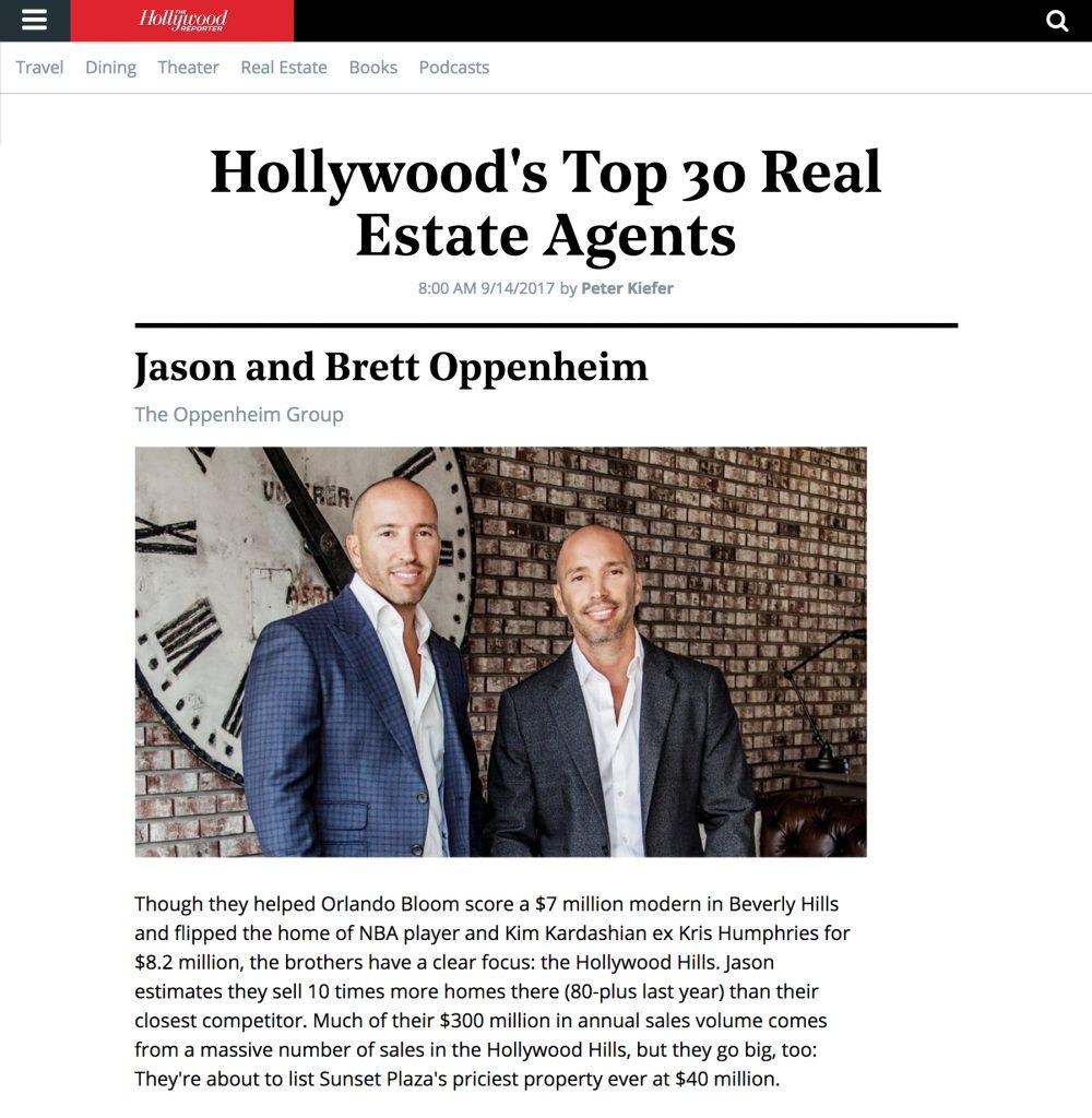 Jason and Brett Oppenheim