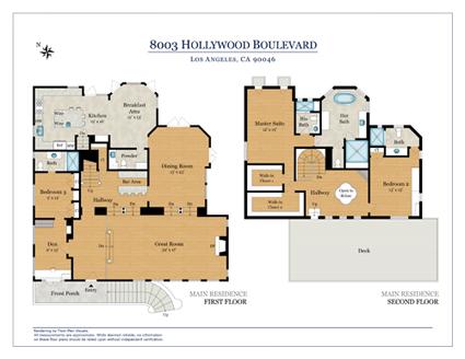 Schematic Floor Plans